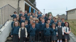 Junior Infants 2014