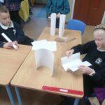 Tissue Paper Experiment